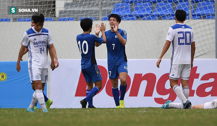 U21 Việt Nam rất mạnh, Sinh viên Nhật Bản chờ đợi để đối đầu chiều nay - Ảnh 1.