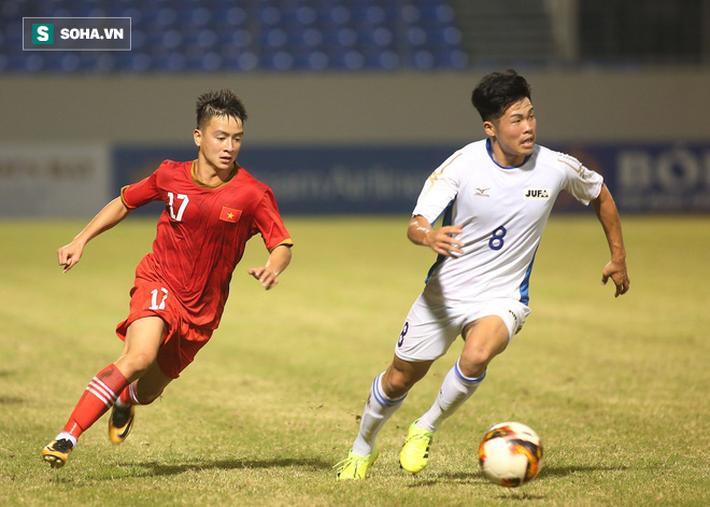 Thầy Park đến dự khán, U21 Việt Nam thua cay đắng trước đội vô địch Sinh viên thế giới - Ảnh 3.