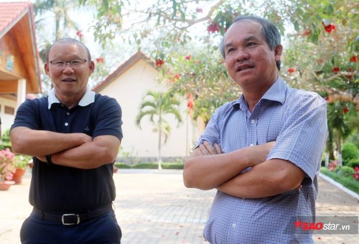 Hàn Quốc sẽ xây làng Việt Nam ở quê hương HLV Park Hang Seo - Ảnh 1.