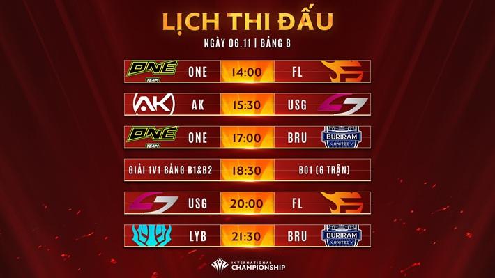 Giải đấu có giá trị gần 12 tỷ đồng khởi tranh ở Thái Lan, căng thẳng sân chơi 1 vs 1 - Ảnh 2.