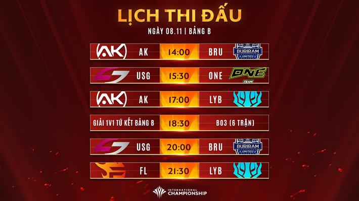 Giải đấu có giá trị gần 12 tỷ đồng khởi tranh ở Thái Lan, căng thẳng sân chơi 1 vs 1 - Ảnh 4.