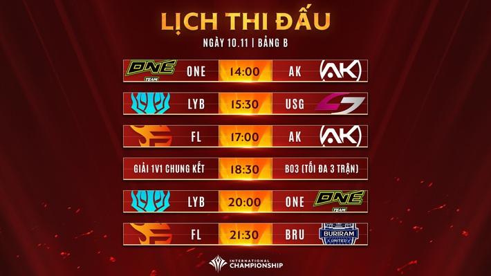 Giải đấu có giá trị gần 12 tỷ đồng khởi tranh ở Thái Lan, căng thẳng sân chơi 1 vs 1 - Ảnh 6.