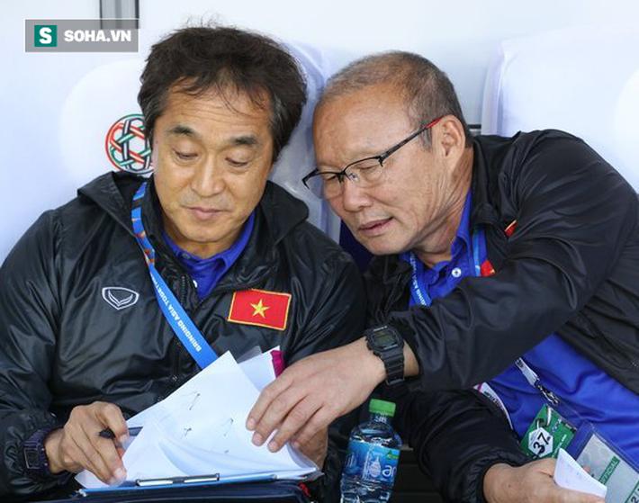 Báo Hàn tiết lộ lý do khó ngờ khiến thầy Park mất đến 4 tháng để thương thảo hợp đồng - Ảnh 1.