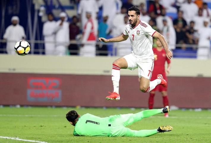 Hung thần của tuyển Việt Nam sẽ cùng UAE làm khách trên sân Mỹ Đình - Ảnh 1.