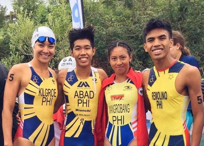 Chủ nhà Philippines cử... người mẫu gợi cảm tranh HCV triathlon SEA Games - Ảnh 3.