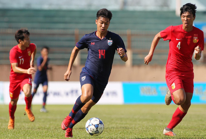 Thái Lan dội mưa bom, hủy diệt đối thủ tới 21 bàn không gỡ ở vòng loại giải châu Á - Ảnh 2.