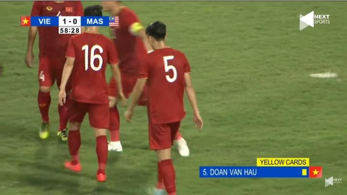 Hi hữu: Văn Hậu dính thẻ nhưng cả FIFA lẫn AFC đều nhầm lẫn thành Quang Hải - Ảnh 4.