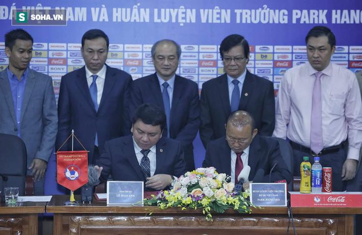 KẾT THÚC Công bố chi tiết hợp đồng mới của HLV Park Hang-seo - Ảnh 3.
