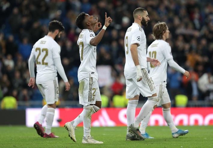 Rodrygo nổ hat-trick, Real Madrid vùi dập Galatasaray - Ảnh 11.