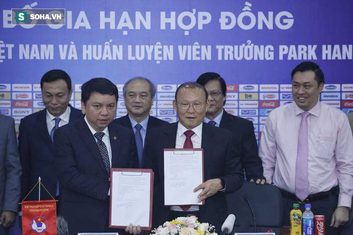 KẾT THÚC Công bố chi tiết hợp đồng mới của HLV Park Hang-seo - Ảnh 4.