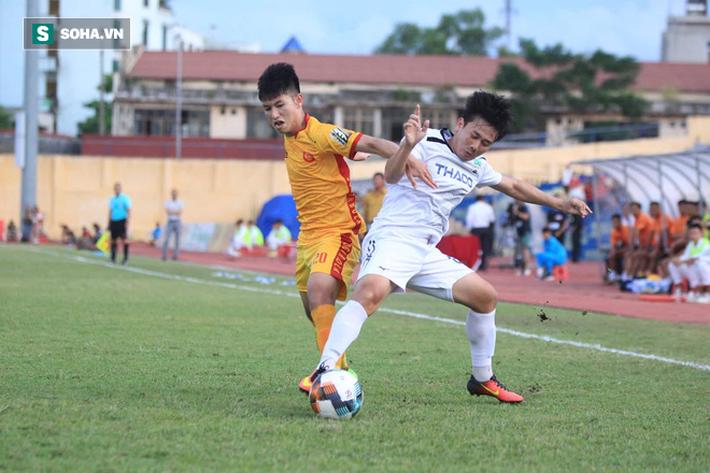 Tiền vệ Trần Minh Vương: Chưa có đội nào tốt hơn HAGL và tôi không có ý định rời đi - Ảnh 1.