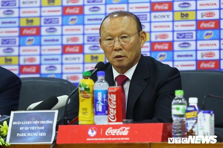 Báo Hàn Quốc: Bí mật lương là điều khoản trong hợp đồng của HLV Park Hang Seo - Ảnh 1.