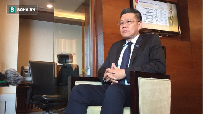 Phó Tổng thư ký FIFA: Bóng đá Việt Nam đang xích lại gần đẳng cấp thế giới - Ảnh 3.