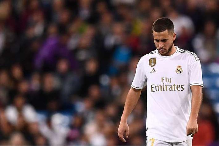Hazard khốn khổ ở Real Madrid vì quá… béo - Ảnh 1.