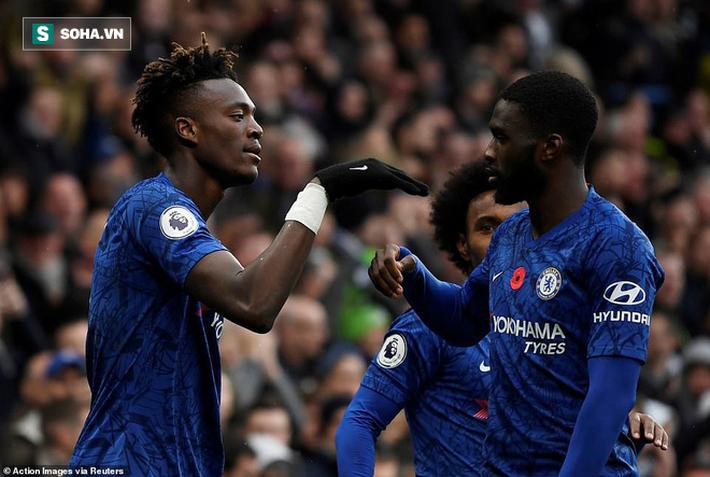"""Chelsea """"hạ đẹp"""" đối thủ, nối dài mạch trận thăng hoa ở Premier League - Ảnh 1."""