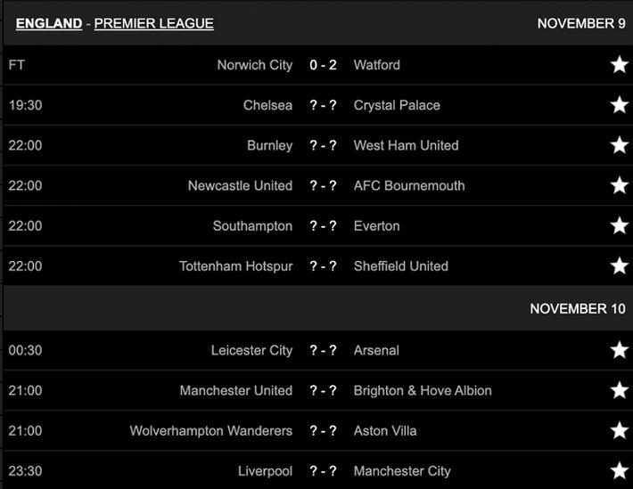 Vòng 12 Ngoại hạng Anh: Đại chiến Liverpool vs Man City, MU thoát khủng hoảng - Ảnh 4.