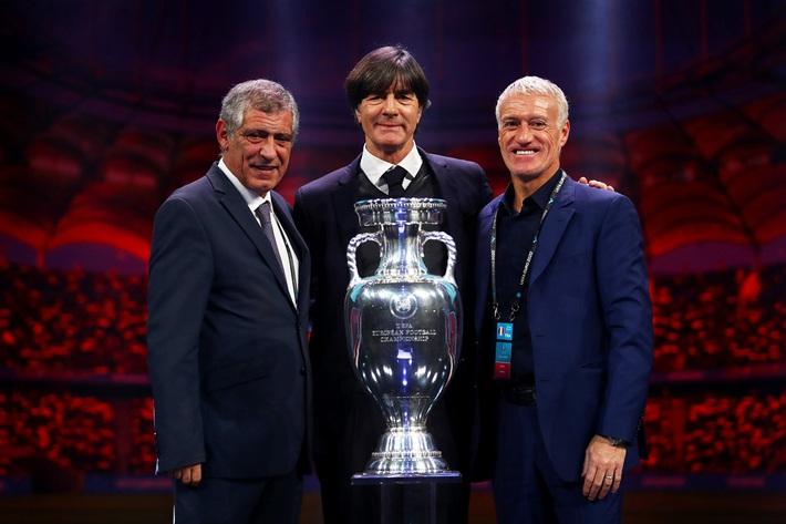 EURO 2020: Đức, Pháp, Bồ vào bảng tử thần - Ảnh 1.