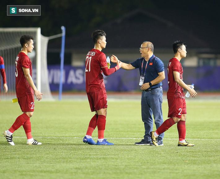 Dự đoán đội hình U22 Việt Nam đấu U22 Indonesia: Thầy Park đặt niềm tin vào phát hiện mới - Ảnh 1.