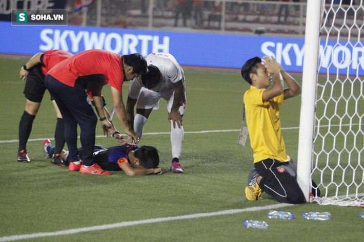Khiến Campuchia lỡ hẹn với HCĐ SEA Games, sao gốc Việt khóc nức nở giữa cảnh đầy trớ trêu - Ảnh 7.