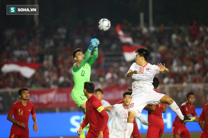 Thầy Park chơi bài ngửa, U22 Việt Nam thắng rạng rỡ để vô địch SEA Games cực kỳ có Hậu - Ảnh 3.