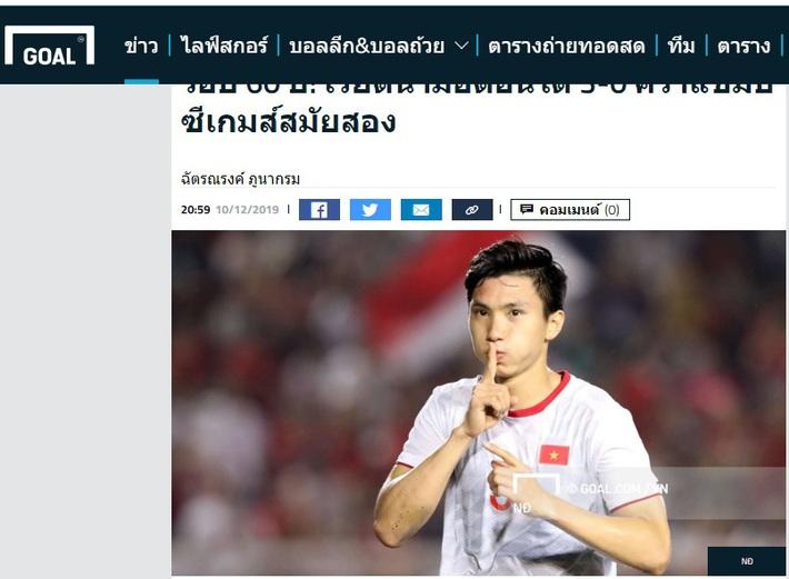 """Báo Thái Lan: """"Cách mà Việt Nam vô địch SEA Games thật vĩ đại!"""" - Ảnh 3."""