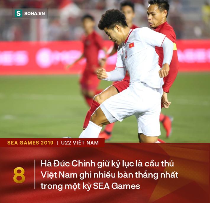 Giành HCV SEA Games với thống kê đẹp như mơ, thầy Park tiếp tục là nỗi sợ hãi của ĐNÁ - Ảnh 7.