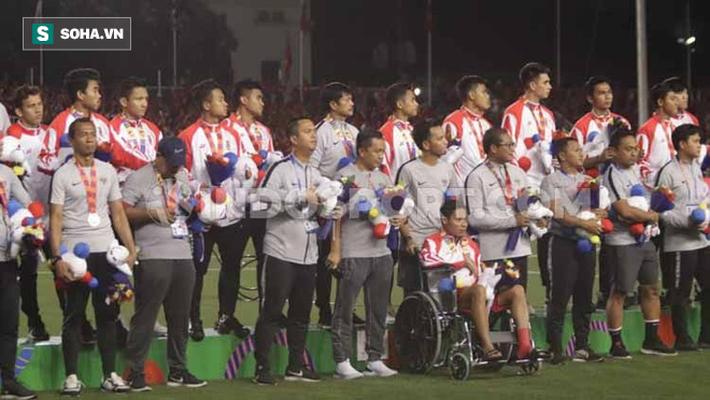 LĐBĐ Indonesia hành động bất ngờ sau khi đội nhà thua tan tác trước U22 Việt Nam - Ảnh 1.