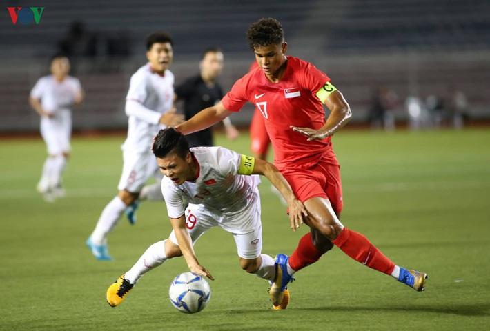 Quang Hải đang phục hồi tốt, hy vọng có thể thi đấu ở VCK U23 châu Á - Ảnh 1.