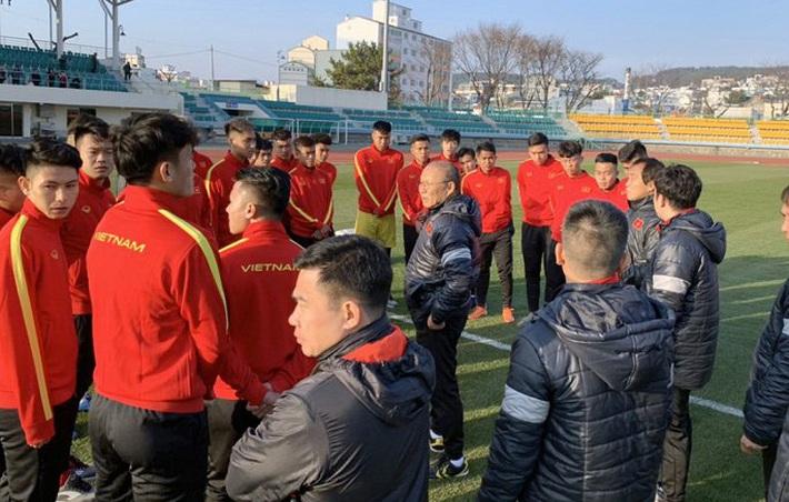 Vì sao U23 Việt Nam tập huấn tại nơi giá lạnh trước VCK U23 châu Á? - Ảnh 1.