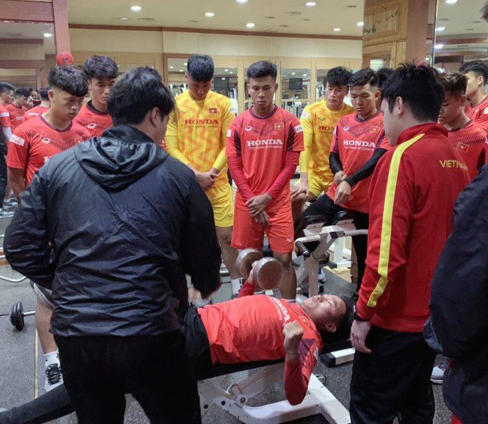 Quang Hải, Đình Trọng báo tin vui, U23 Việt Nam rèn quân với lịch trình mới tại Hàn Quốc - Ảnh 4.