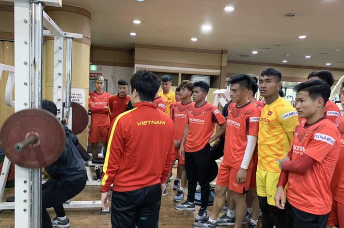 Quang Hải, Đình Trọng báo tin vui, U23 Việt Nam rèn quân với lịch trình mới tại Hàn Quốc - Ảnh 3.