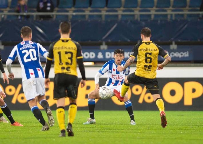 Văn Hậu có thể rời sớm rời Heerenveen, trở về Hà Nội FC theo điều khoản đặc biệt - Ảnh 1.