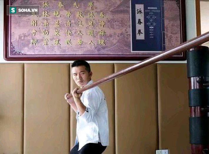 """""""Cú lừa"""" tinh vi của võ sư Vịnh Xuân bị bóc phốt khiến giới võ lâm Trung Quốc ngỡ ngàng - Ảnh 1."""
