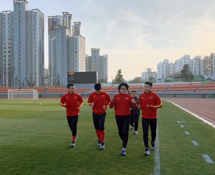 U23 Việt Nam 0-0 Đại học Yeungnam: Trận đấu nhiều thu hoạch của HLV Park Hang-seo - Ảnh 2.