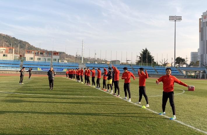 U23 Việt Nam 0-0 Đại học Yeungnam: Trận đấu nhiều thu hoạch của HLV Park Hang-seo - Ảnh 3.
