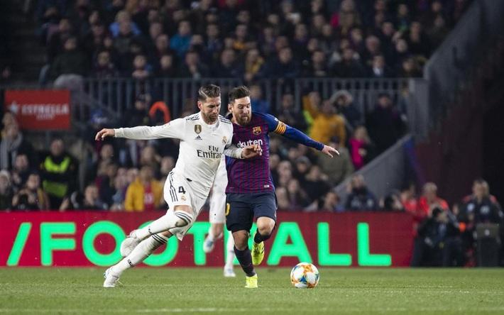 Siêu kinh điển: Messi, ác mộng của Real Madrid - Ảnh 2.