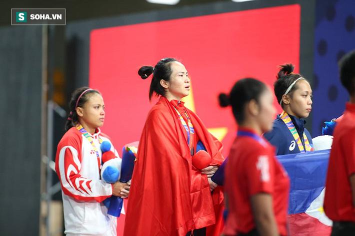 Sau lời xin lỗi Việt Nam, Philippines vẫn lặp lại thiếu sót khó chấp nhận ở SEA Games 30 - Ảnh 1.