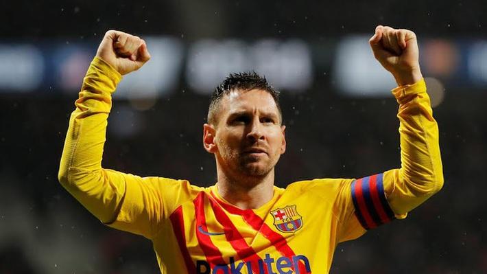 Kết quả bóng đá Atletico Madrid 0-1 Barca: Messi kéo sập Wanda Metropolitano - Ảnh 2.