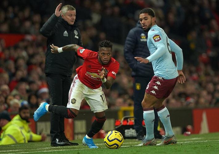 Mất điểm ngỡ ngàng sân nhà, Man United ngày càng xa Top 4  - Ảnh 6.