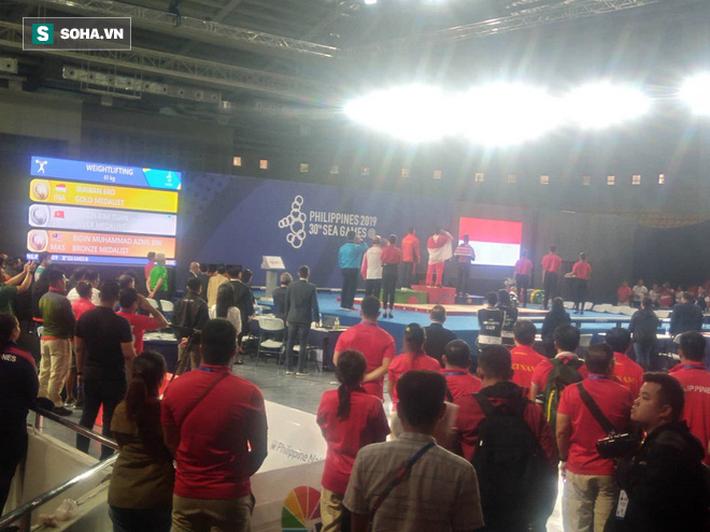 Sau lời xin lỗi Việt Nam, Philippines vẫn lặp lại thiếu sót khó chấp nhận ở SEA Games 30 - Ảnh 4.