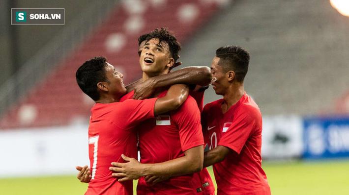 Ăn đứt Thái Lan, song Việt Nam vẫn xếp dưới 2 đội bóng Đông Nam Á về thăng tiến trong năm - Ảnh 4.