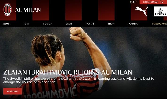 Lão tướng 38 tuổi Ibrahimovic thề giải cứu AC Milan - Ảnh 1.