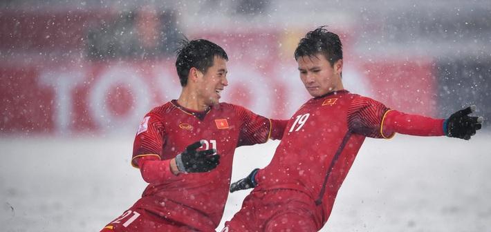 Quang Hải: Giờ đây không đối thủ nào có thể xem thường U23 Việt Nam cả - Ảnh 1.