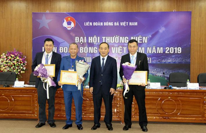 VFF không bầu Phó chủ tịch tài chính mới thay ông Cấn Văn Nghĩa trong năm 2020 - Ảnh 1.