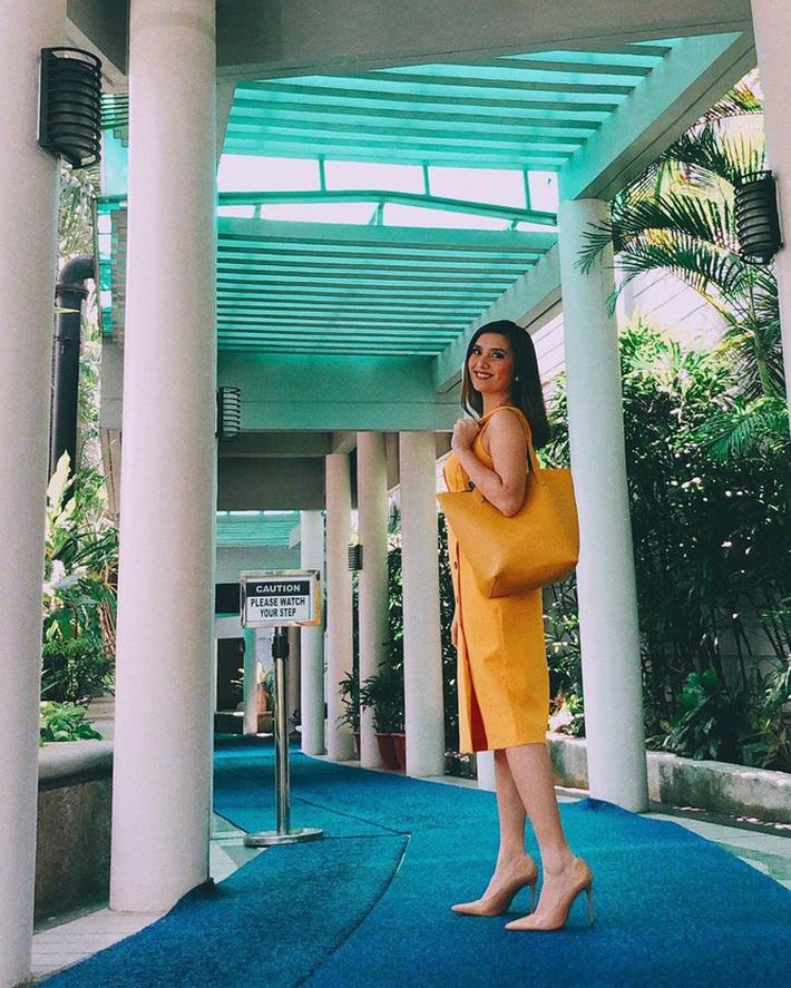 Nữ phóng viên Philippines phát ngôn sốc về SEA Games 30 là ai? - Ảnh 2.