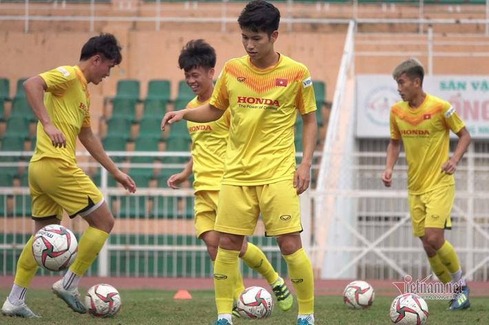U23 Việt Nam: Thầy Park có vũ khí mới, yên tâm chiến U23 châu Á - Ảnh 2.