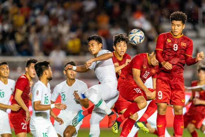 U23 Việt Nam tranh suất Olympic: Đội hình khổng lồ không ngán Tây Á! - Ảnh 1.