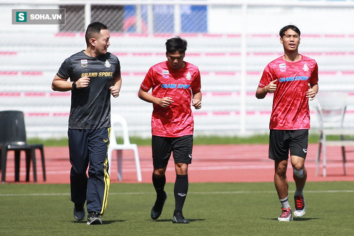 Thái Lan nhận hung tin, HLV Nishino đau đầu về lực lượng trước ngày đấu Việt Nam - Ảnh 1.