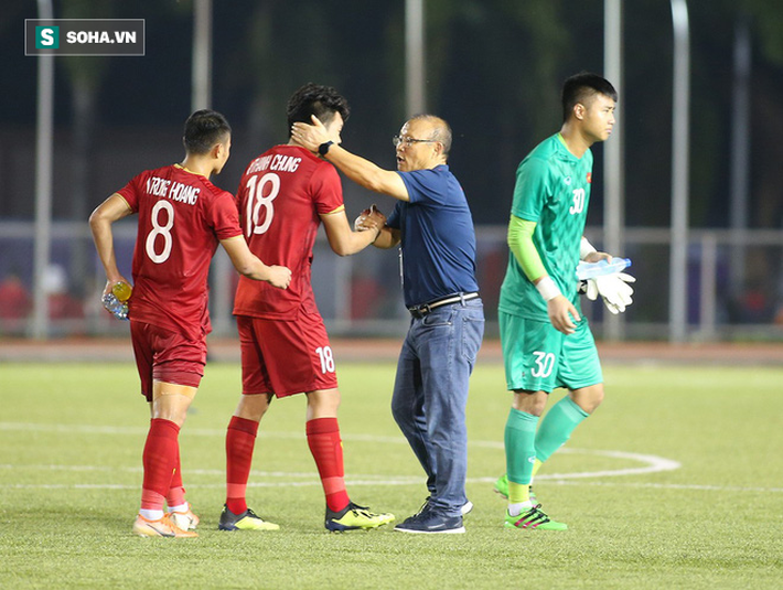 HLV Lê Thụy Hải: HLV Park Hang-seo đã phán đoán sai nhưng cái hay là không bao giờ từ bỏ - Ảnh 5.