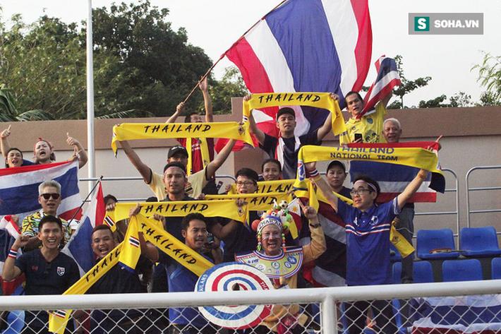 CĐV Thái Lan ở Binan: Bị loại chẳng phải thảm họa gì, hẹn Việt Nam tại CK bóng đá nữ - Ảnh 2.